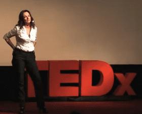 Nathalie Giraud à TEDx : nous ne sommes jamais uniquement deux sous la couette