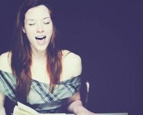 Hysterical Literature : Session one avec Stoya