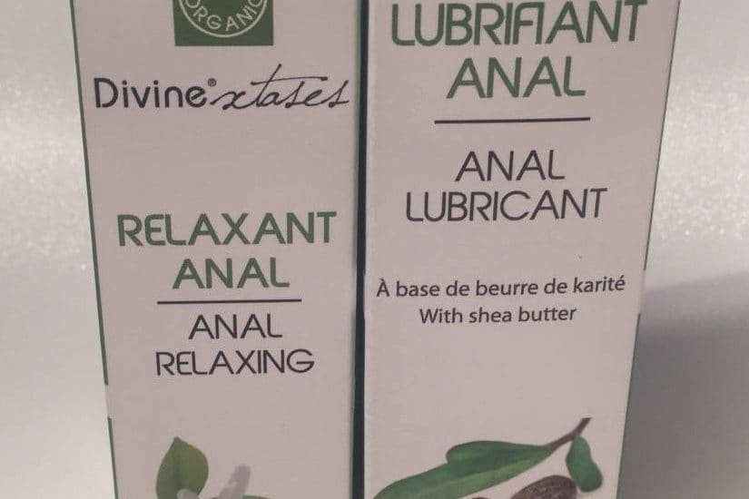 beurre pour le sexe anal