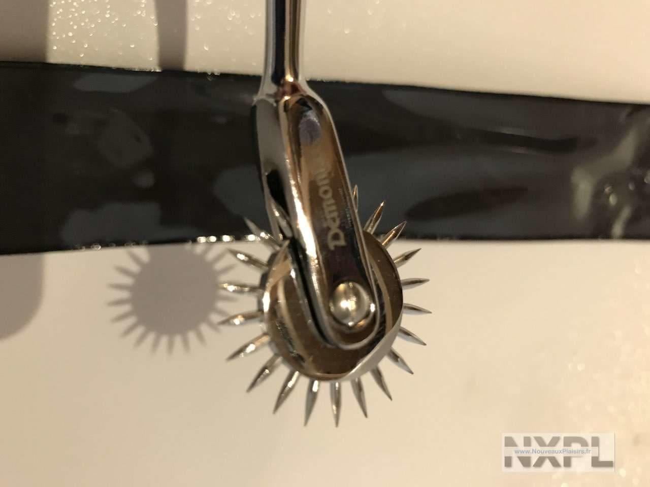NXPL - Test de la roue à dent Dèmonia ou Roulette de Wartenberg