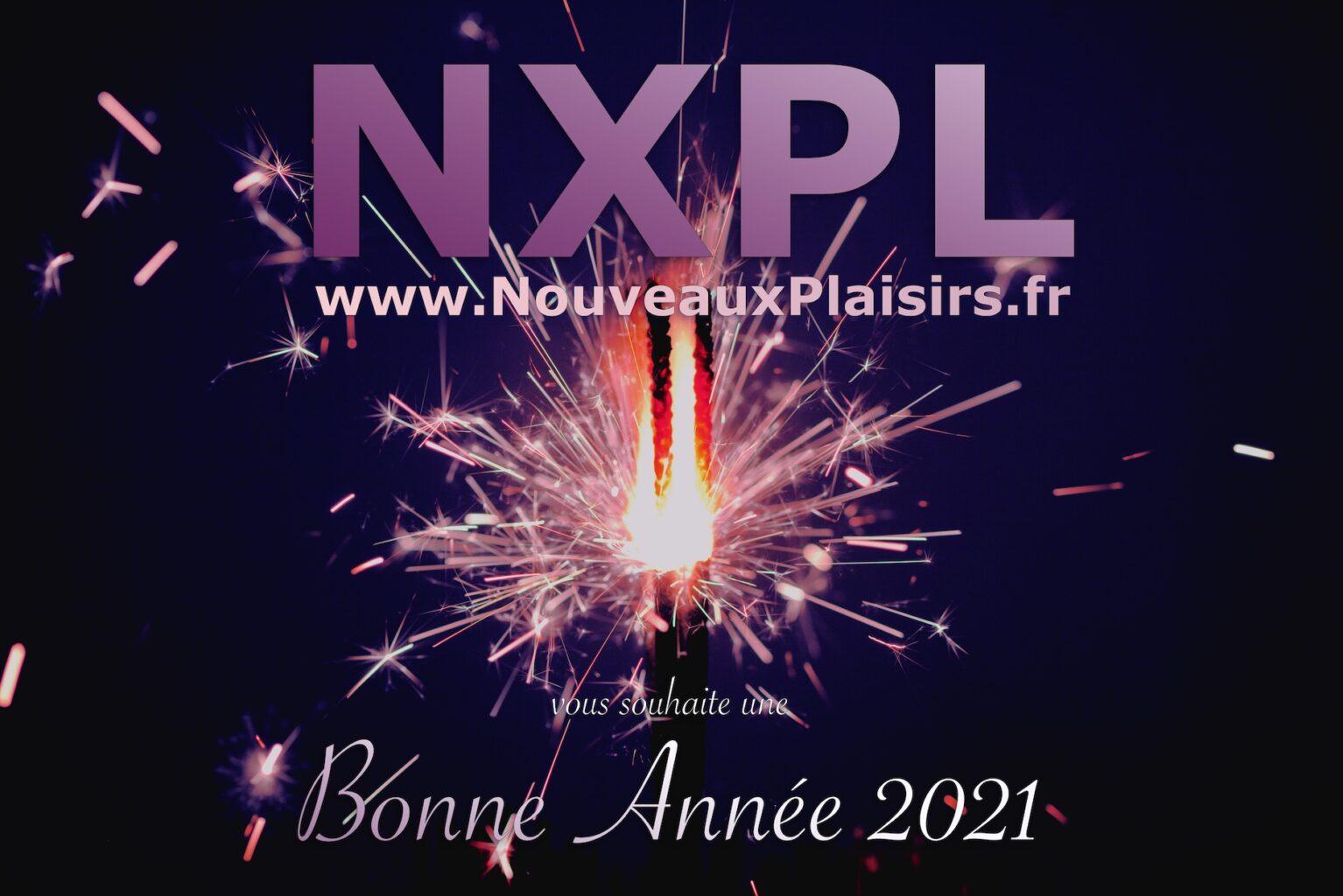 Bonne Année 2021 - NXPL